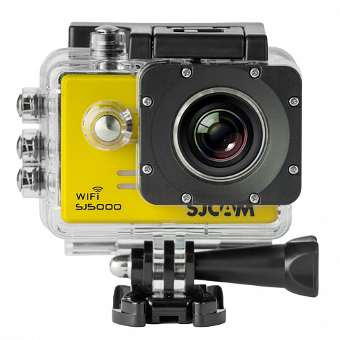 SJCAM SJ5000 WiFI yellow